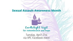 Candlelight Vigil for Remembrance and Ho