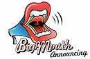 BigMouth Announcing Logo