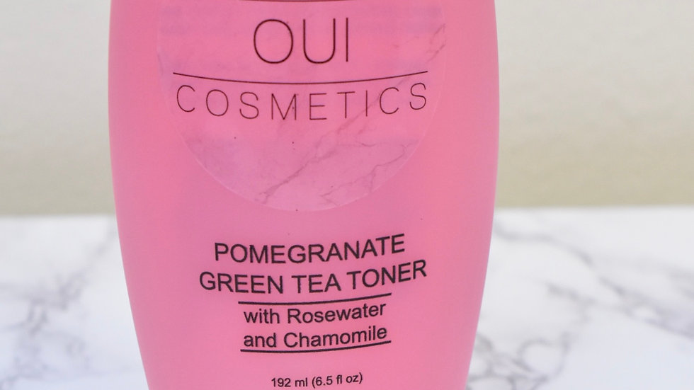 Pomegranate/ Green Tea Toner