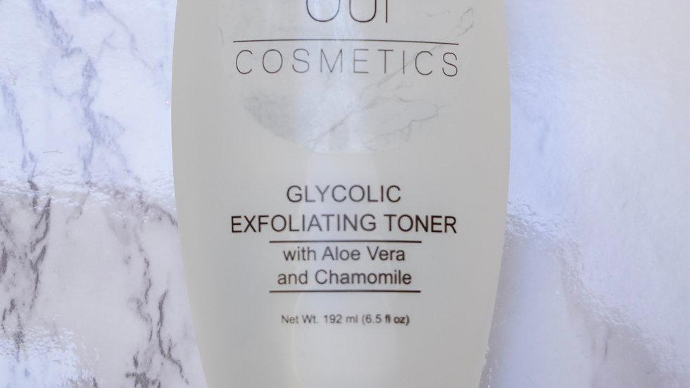 Glycolic Exfoliating Toner