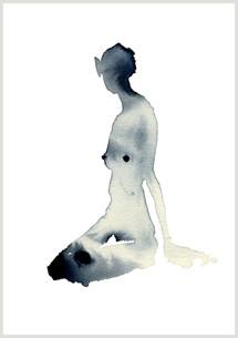 Watercolour XXXII