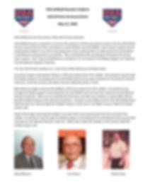 2020 USA Softball Houston Hall of Fame A