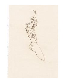 Felix - Hand Embroidery