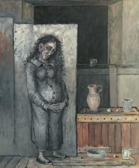 Mujer embarazada. 2009