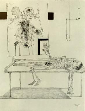 La muerte. 1993