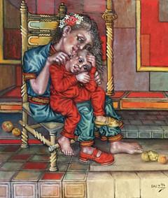 Maternidad. 1994