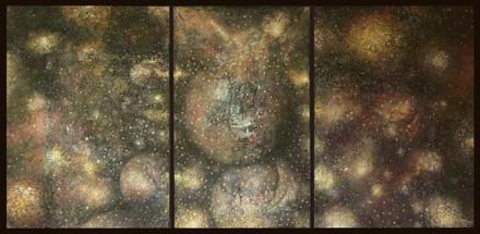 Constelación (Tríptico). 1999