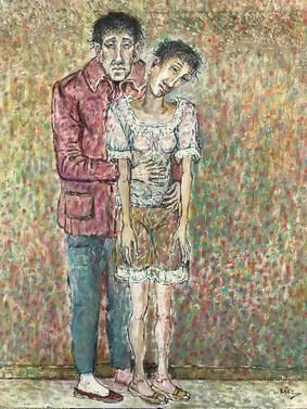 Pareja. 1997