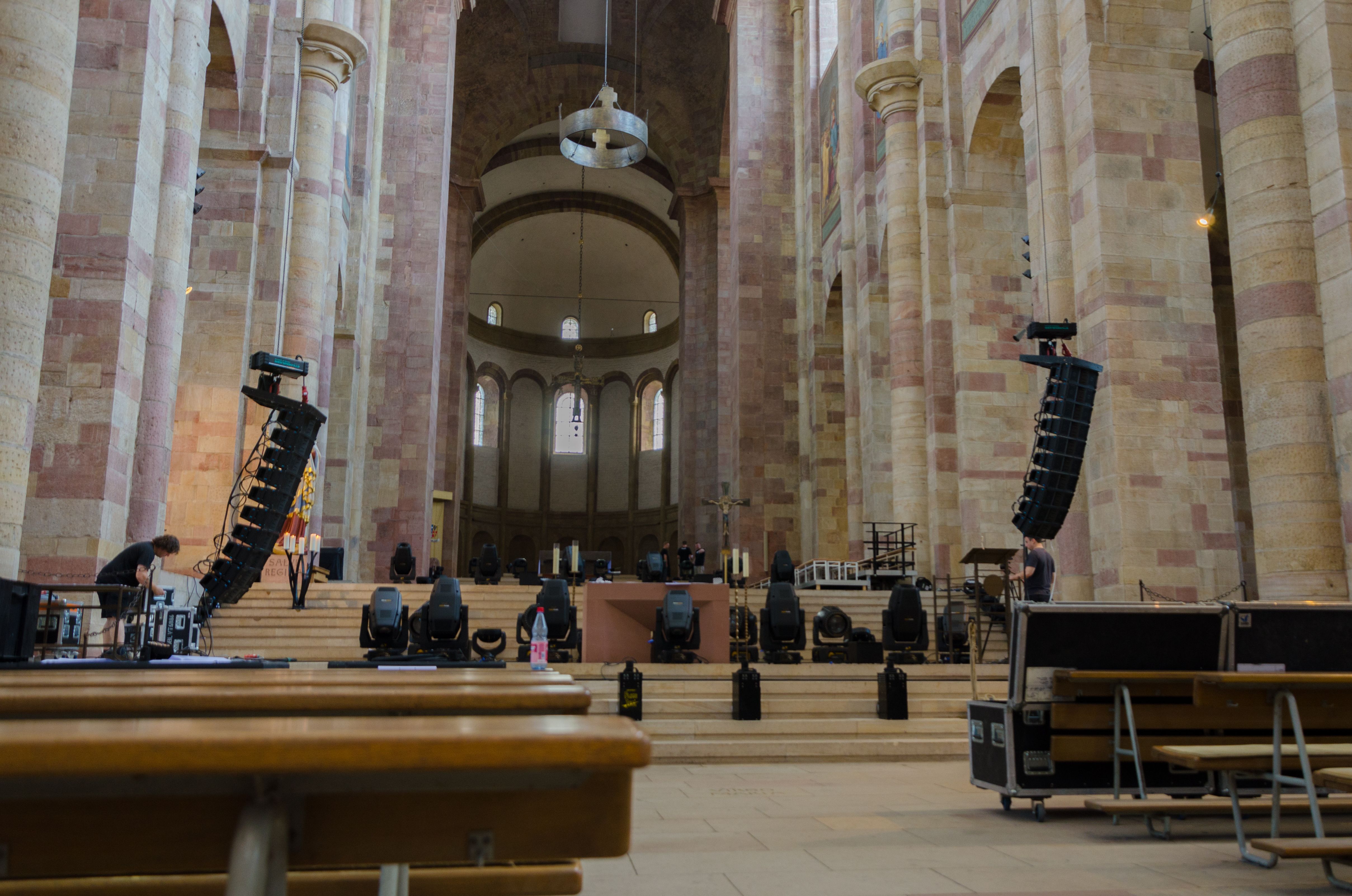 Glaubensfeuer Speyer Beschallung