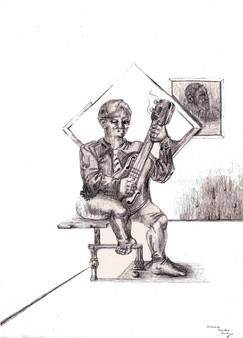 Musico estudio. 2002