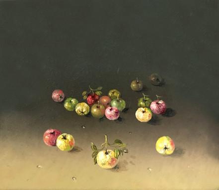 Manzanas. 2001