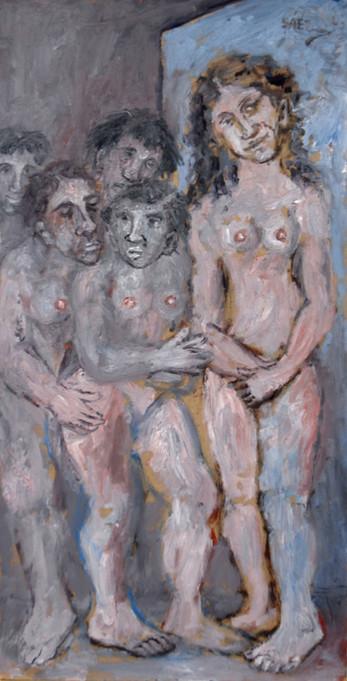 Desnudos. 2006