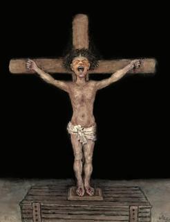 Crucifixión. 2011