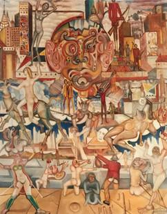 Las Tentaciones de San Antonio. 1975