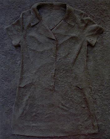 Metamorfosis de un vestido. 1991
