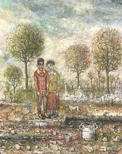 Familia paisaje. 2005