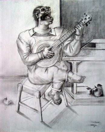 Cantaor. 1999