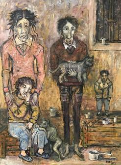 Personajes. 2003