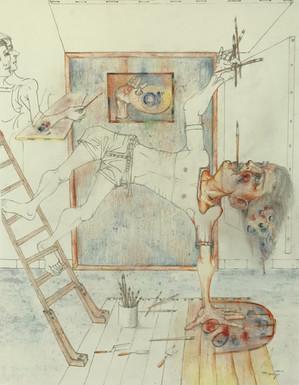 El pintor. 1993