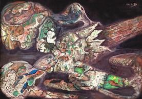 Abstraccion. 1976