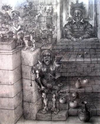 Personajes medievales 1998
