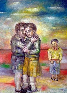 Pareja. 1994