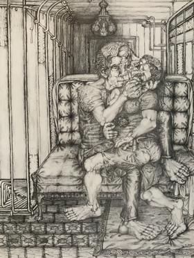 El beso. 1993