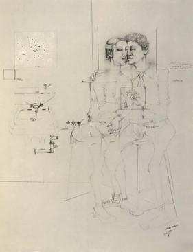 Estudio Amantes. 1993