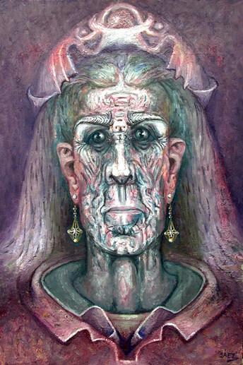 Anciana. 1999