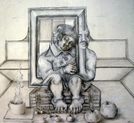 Niño sueño. 2001