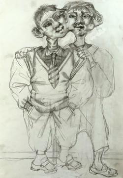 Personajes. 2004