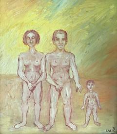 Desnudos. 1976