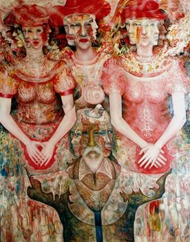 Mujeres. 1977