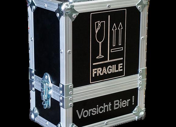 GT-Case Funkoffer Haubencase für 6 x 0,5L Bierflaschen