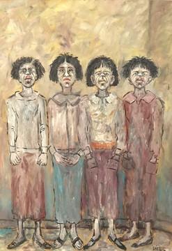 Personajes. 2011