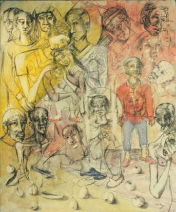 Estudio figuras. 2000