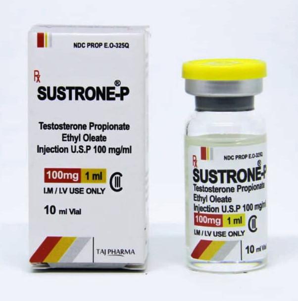 Тестостерон Пропионат Этилолеат Taj