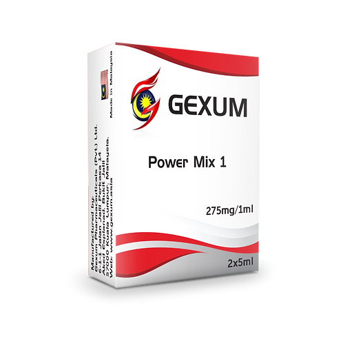 Микс Нандролонов (Power Mix 1) от Gexum