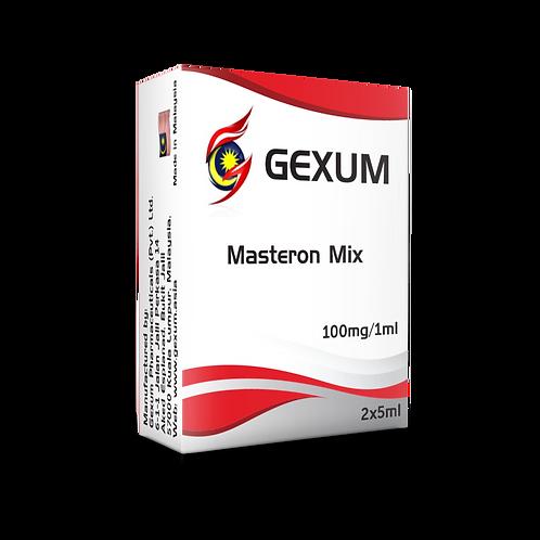 Микс Дростанолонов (Masteron Mix) от Gexum