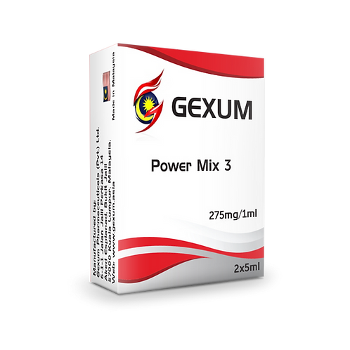 Микс Тестостеронов. Power Mix 3 от Gexum