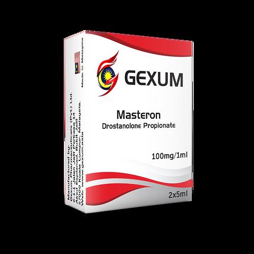 Мастерон (Дростанолон Пропионат) от Gexum