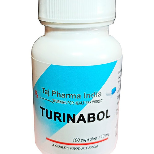 Туринабол (Turinabol) от TAJ Pharma