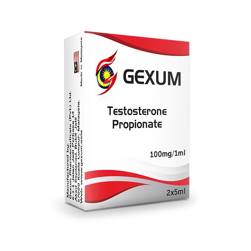 Testosterone Propionate (Тестостерон Пропионат 1 мл/100 мг) от Gexum