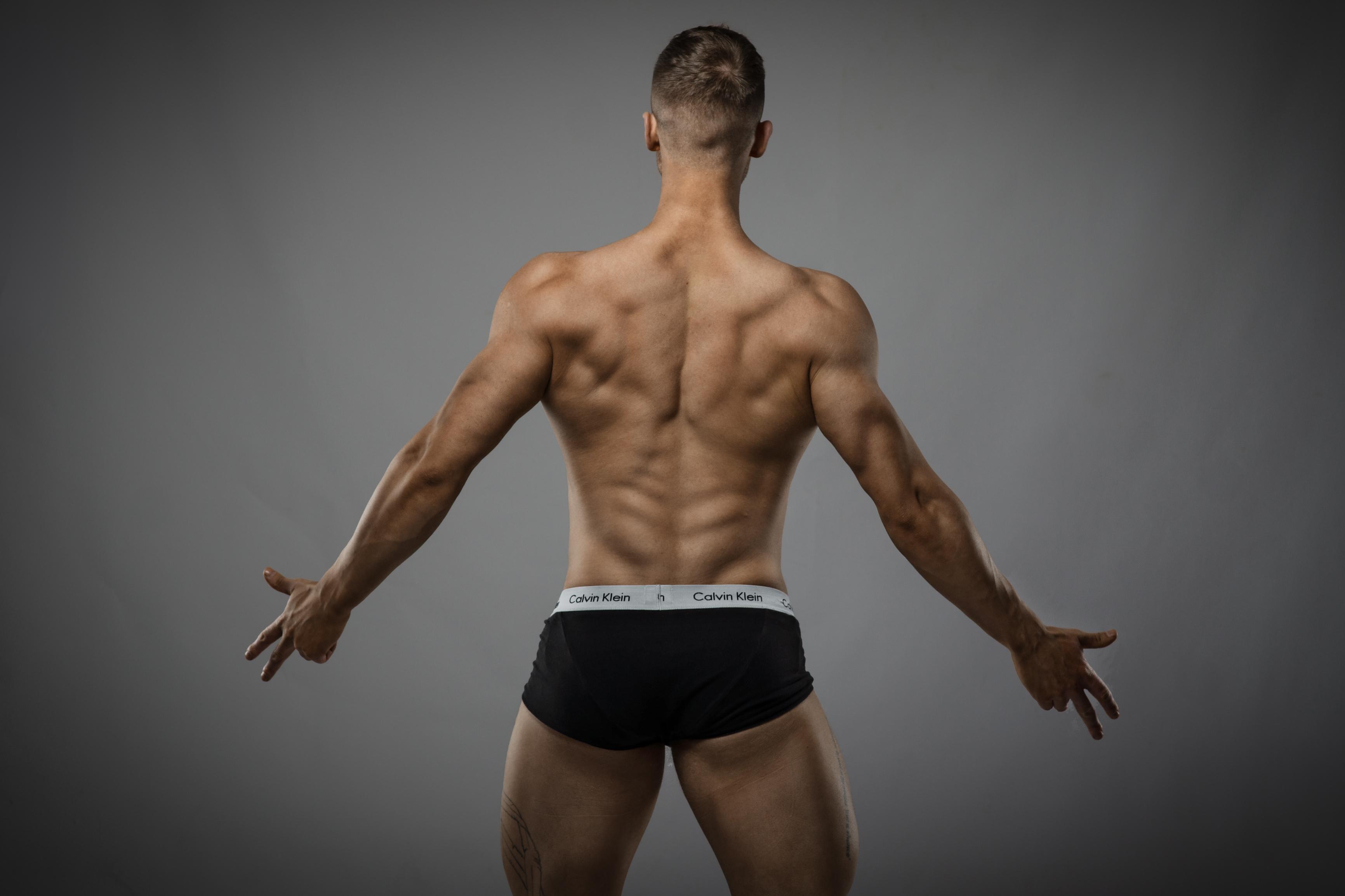 Mark Haslett Photography Fitness Por