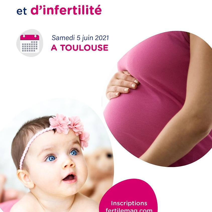 Toulouse Journée d'information Fertilemag et BarcelonaIVF le samedi 5 Juin 2021