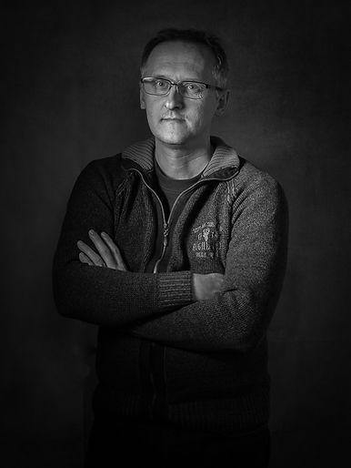 Rijad Buzimkic - porträttfotograf