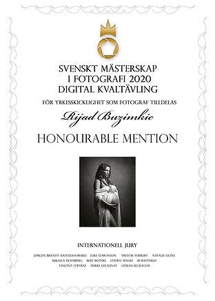 Svenskt Mästerskap i Fotografi 2020 - Rijad Buzimkic