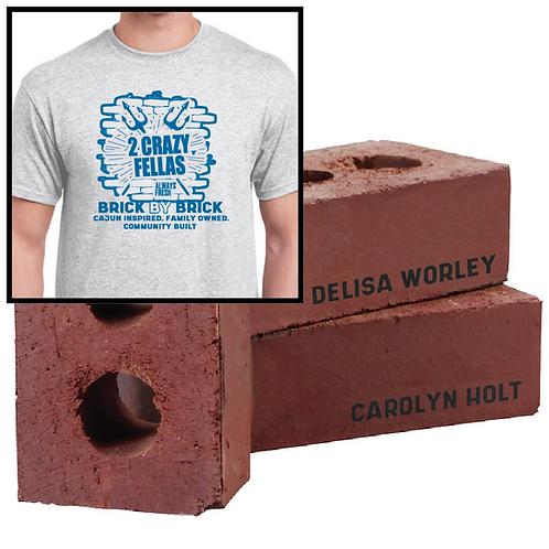 Brick Backers