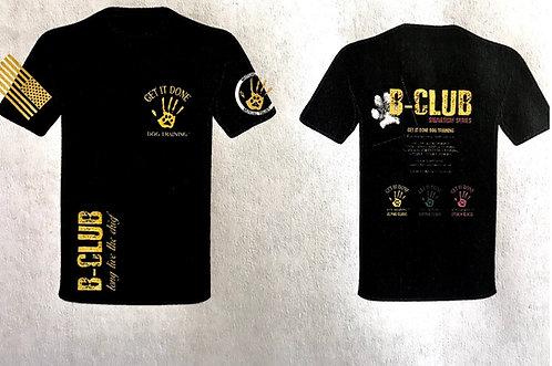 B Club Signature Series T-Shirt