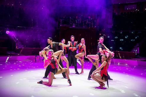 Danseuses Cirque Toulouse